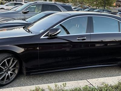 2019 Mercedes-Benz S-Class Coupe lease in Westfield,NJ - Swapalease.com