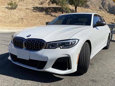 2020 BMW 3 Series lease in Porter Ranch,CA - Swapalease.com