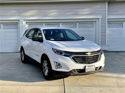 2020 Chevrolet Equinox lease in Camarillo,CA - Swapalease.com