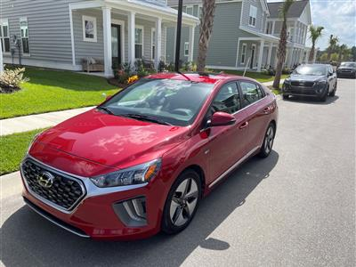 2020 Hyundai Ioniq Hybrid lease in Summerville,SC - Swapalease.com
