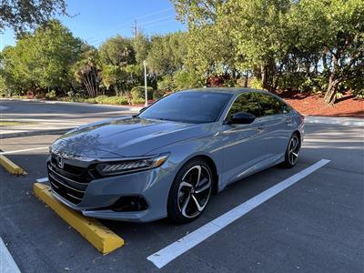2021 Honda Accord lease in Coral Springs,FL - Swapalease.com
