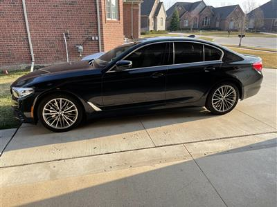 2019 BMW 5 Series lease in Shelby Twp,MI - Swapalease.com
