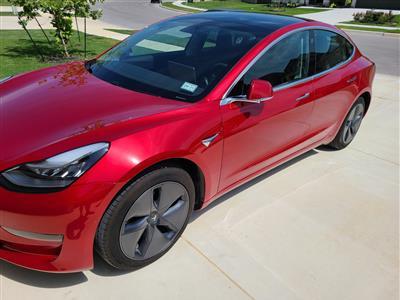 2020 Tesla Model 3 lease in Boerne,TX - Swapalease.com