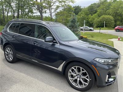 2020 BMW X7 lease in wexford,PA - Swapalease.com