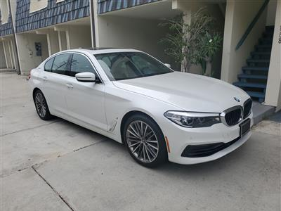 2019 BMW 5 Series lease in Culver City,CA - Swapalease.com