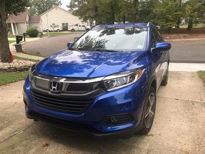 2021 Honda HR-V lease in Toms river,NJ - Swapalease.com