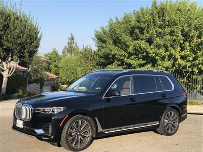 2021 BMW X7 lease in West Hills,CA - Swapalease.com