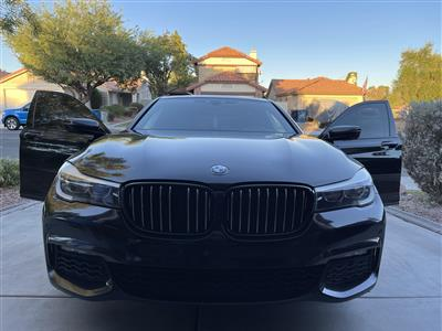 2018 BMW 7 Series lease in henderson,NV - Swapalease.com