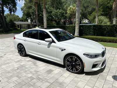 2019 BMW M5 lease in Winter Park,FL - Swapalease.com