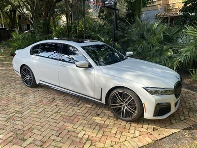2020 BMW 7 Series lease in Miami,FL - Swapalease.com