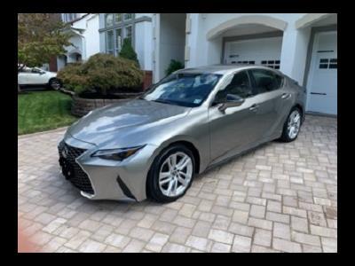 2021 Lexus IS 300 lease in Oakland,NJ - Swapalease.com