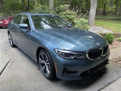 2021 BMW 3 Series lease in Rumson,NJ - Swapalease.com