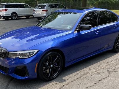 2021 BMW 3 Series lease in Mendham,NJ - Swapalease.com