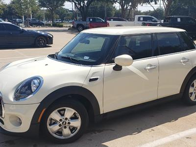 2021 MINI Hardtop 4 Door lease in Dallas,TX - Swapalease.com