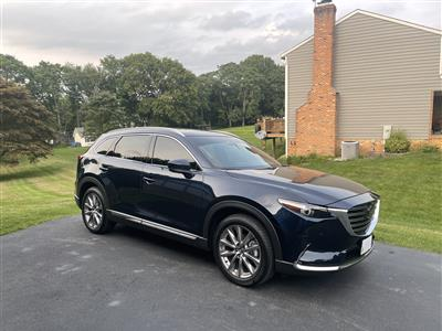 2021 Mazda CX-9 lease in Westminster,MD - Swapalease.com