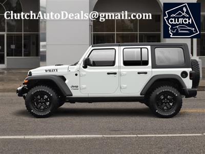 2021 Jeep Wrangler Unlimited lease in Gilbert,AZ - Swapalease.com