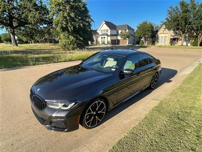 2021 BMW 5 Series lease in Lantana,TX - Swapalease.com