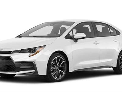 2021 Toyota Corolla lease in ,CA - Swapalease.com