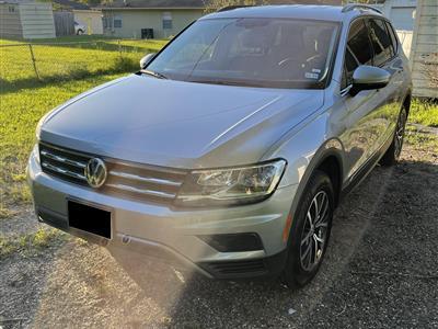 2020 Volkswagen Tiguan lease in Houston,TX - Swapalease.com