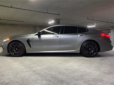 2022 BMW M8 Competition lease in Redondo Beach,CA - Swapalease.com