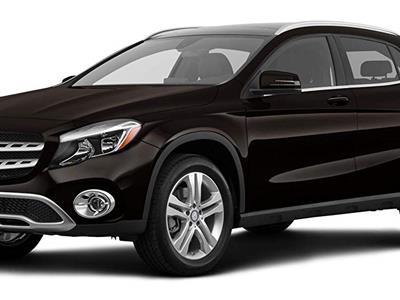 2019 Mercedes-Benz GLA SUV lease in Memphis,TN - Swapalease.com