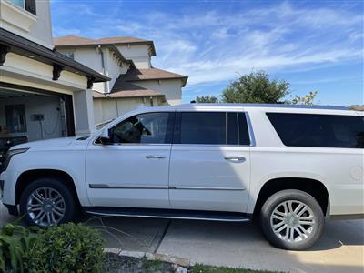 2019 Cadillac Escalade ESV lease in Friendswood,TX - Swapalease.com