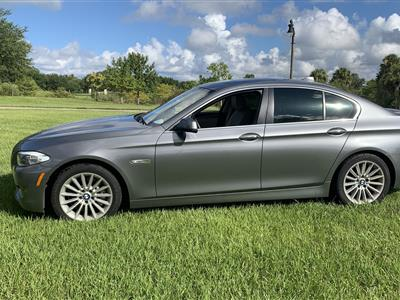 2013 BMW 5 Series lease in Orlando,FL - Swapalease.com