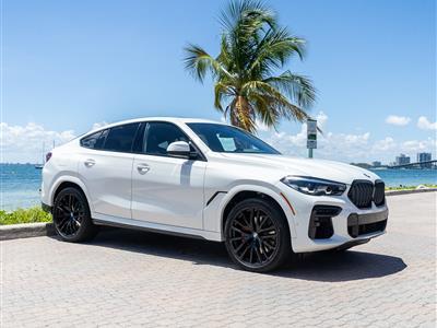 2022 BMW X6 lease in Boynton Beach ,FL - Swapalease.com