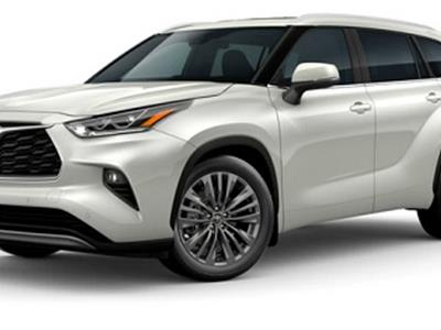 2021 Toyota Highlander lease in Simi Valley,CA - Swapalease.com