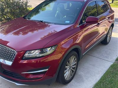 2019 Lincoln MKC lease in San Antonio,TX - Swapalease.com