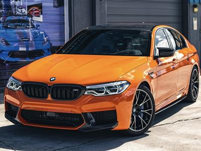 2020 BMW M5 Competition lease in Boynton Beach,FL - Swapalease.com