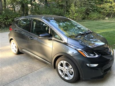 2020 Chevrolet Bolt EV lease in Solon,OH - Swapalease.com