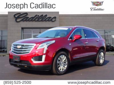 2018 Cadillac XT5 lease in Cincinnati,OH - Swapalease.com