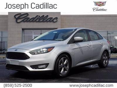 2018 Ford Focus lease in Cincinnati,OH - Swapalease.com