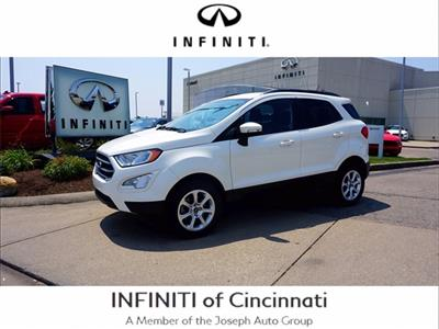 2018 Ford EcoSport lease in Cincinnati,OH - Swapalease.com