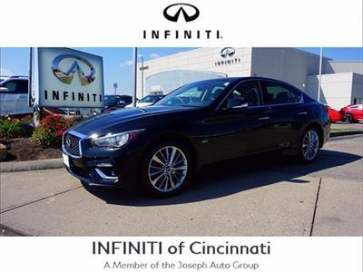 2018 Infiniti Q50 lease in Cincinnati,OH - Swapalease.com