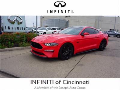 2018 Ford Mustang lease in Cincinnati,OH - Swapalease.com