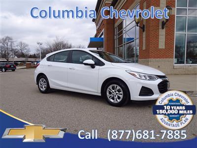 2019 Chevrolet Cruze lease in Cincinnati,OH - Swapalease.com