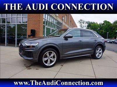 2019 Audi Q8 lease in Cincinnati,OH - Swapalease.com