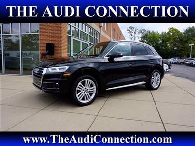 2018 Audi Q5 lease in Cincinnati,OH - Swapalease.com