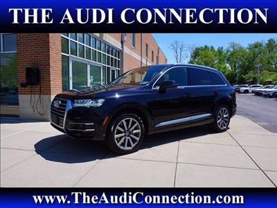 2018 Audi Q7 lease in Cincinnati,OH - Swapalease.com