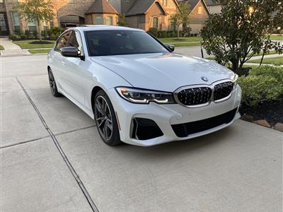 2020 BMW 3 Series lease in Tomball,TX - Swapalease.com