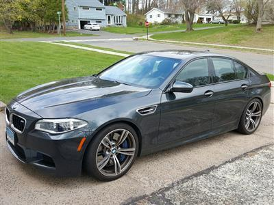2014 BMW M5 lease in Enfield,CT - Swapalease.com