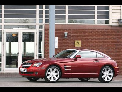 2008 Chrysler Crossfire lease in Shelby Township,MI - Swapalease.com