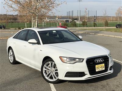 2012 Audi A6 lease in Passaic,NJ - Swapalease.com