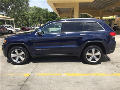 2016 Jeep Grand Cherokee lease in Fort Lauderdale,FL - Swapalease.com
