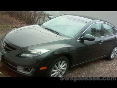 2012 Mazda MAZDA6 lease in St Paul,MN - Swapalease.com