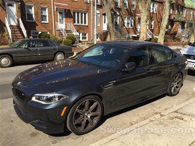 2015 BMW M5 lease in Brooklyn,NY - Swapalease.com