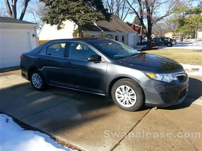 2013 Toyota Camry lease in Bolingbrook ,IL - Swapalease.com