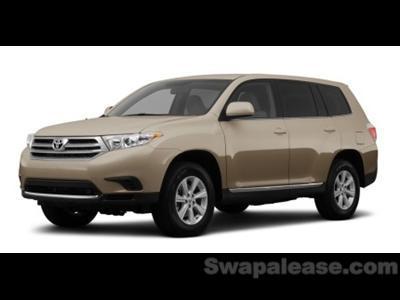 2012 Toyota Highlander lease in Matawan,NJ - Swapalease.com